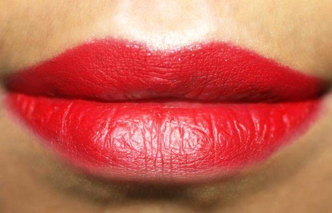 5 etapas fáceis de fazer 3D Lip Maquiagem - Tutorial Com Etapas detalhadas e imagens Photo