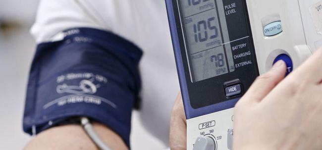 5 maneiras eficazes para tratar a hipertensão Photo