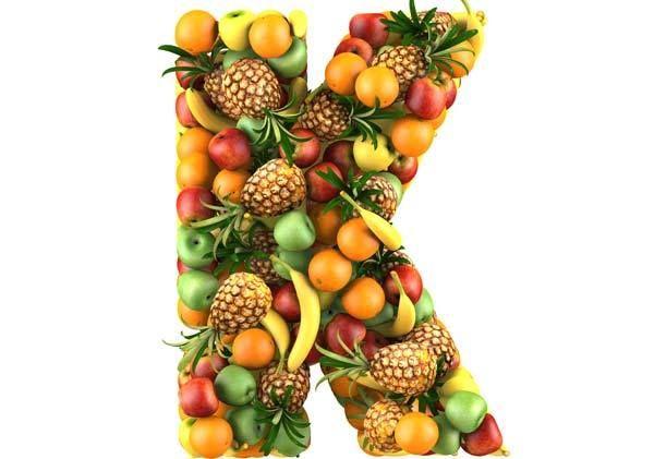 As vitaminas K para a pele