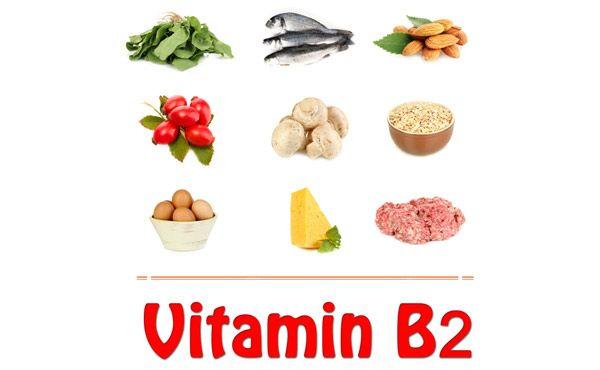 vitamina B2 (Riboflavina)