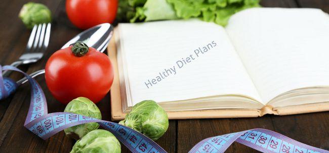 5 planos de dieta saudável - Quais são seus prós e contras? Photo