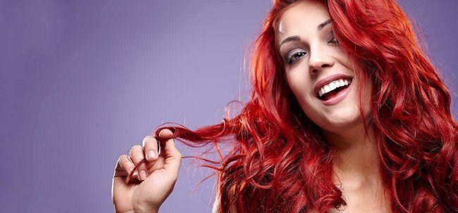 5 dicas simples para manter seu cabelo Cor Viva! Photo