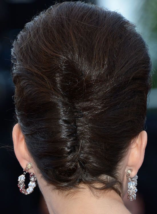 Sexy-Francês-Twist-com-volumized-Crown