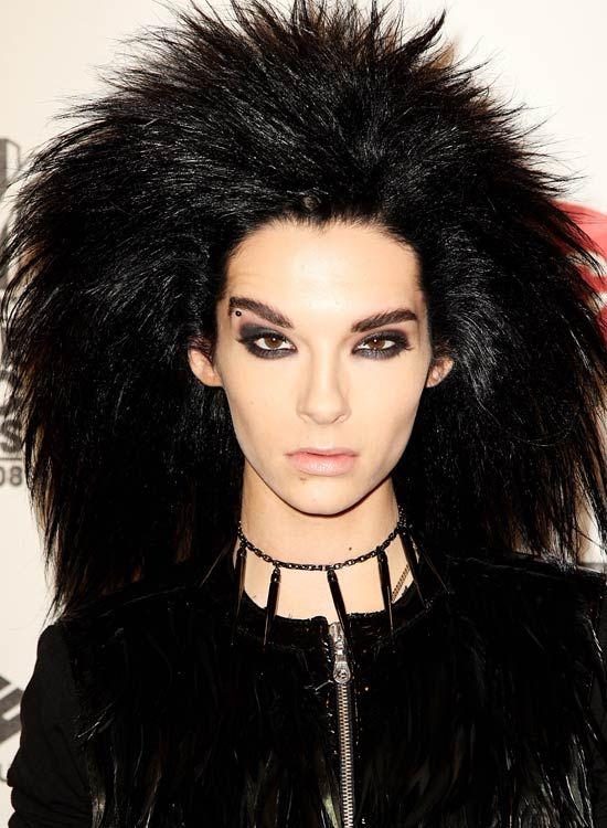 Pé-volumized-cabelo-com-densos-Camadas