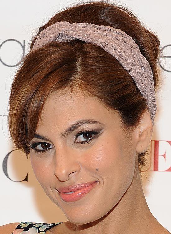 Headband bordado