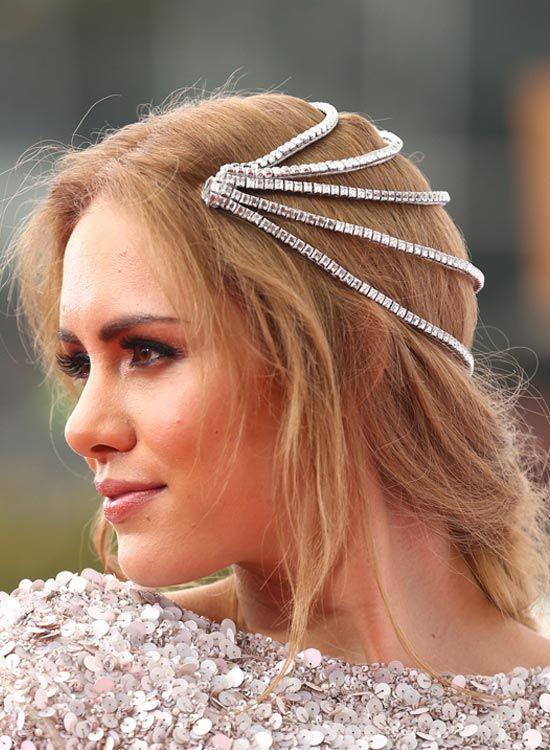 Diamante arraigada Cinco Crown Onda