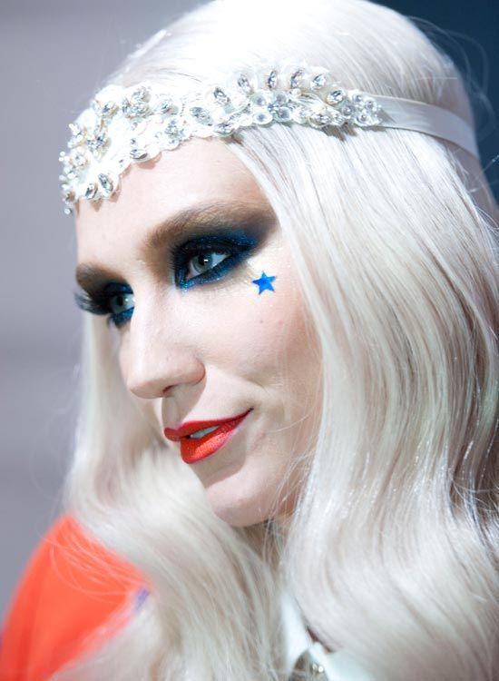Suaves e média se separaram-platinum-blonde-Ondas