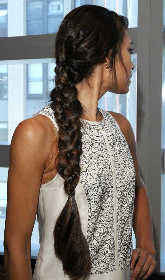 A elegante Braid