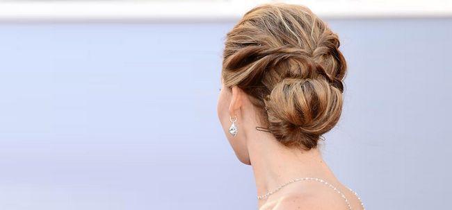 50 penteados torção impressionantes para o cabelo curto Photo