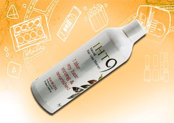 óleo de cabelo terapia anti perda de cabelo
