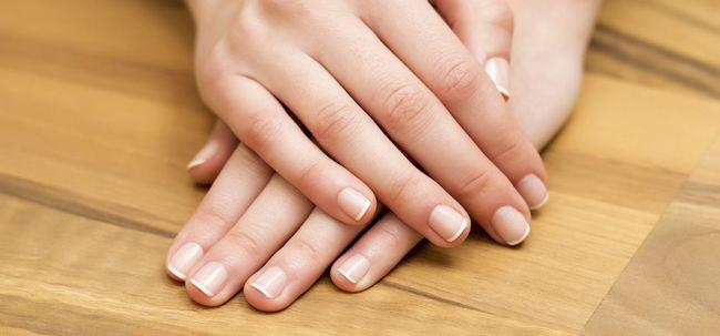 6 vitamina Hacks fantástico para Mãos e pregos bonitos Photo