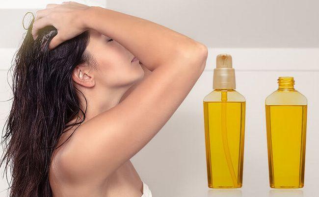tratamento de óleo quente regular