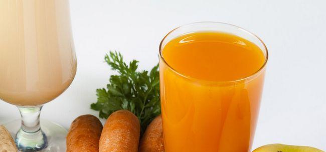 6 saborosos sucos vegetais para naturalmente brilhante pele Photo