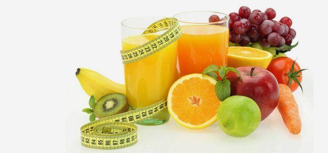Plano de Dieta Detox 7 Juice Dia Photo