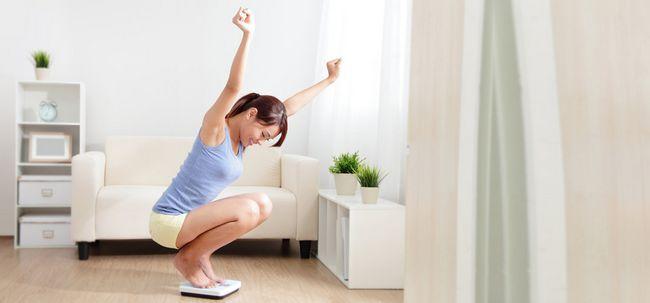 7 maneiras eficazes para perder peso durante Winters Photo