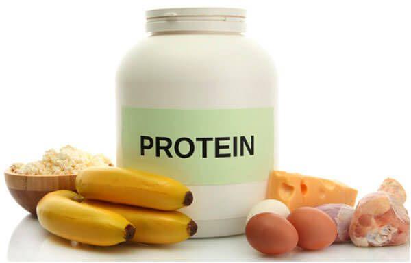 proteínas em ganho de peso