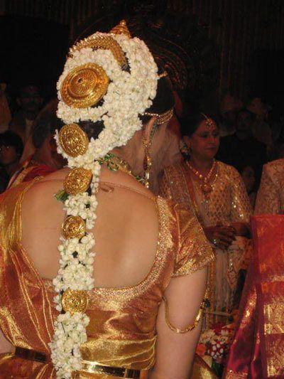 sul penteados de noivas indianas
