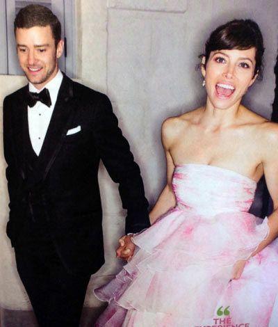 Jessica Biel e Justin Timberlake casamento