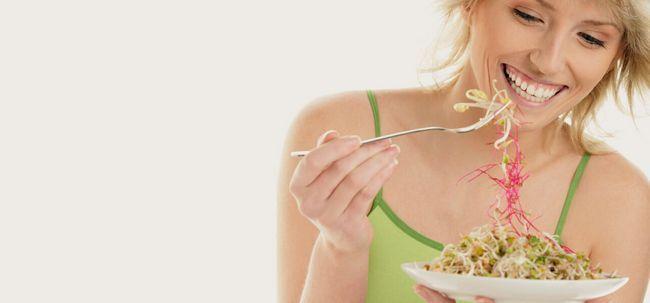 8 benefícios efetivos de brotos para perda de peso Photo
