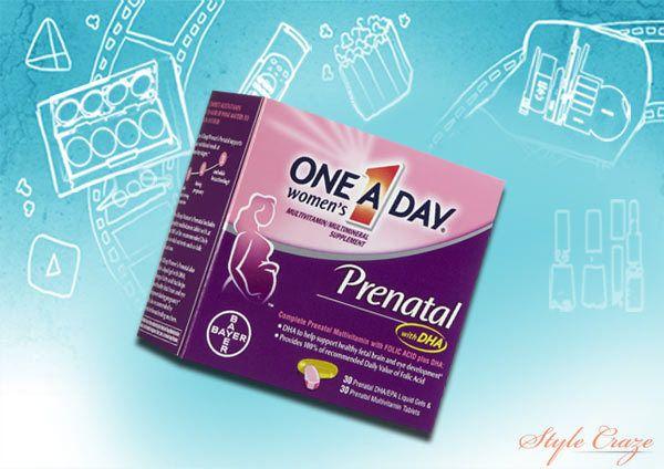 uma por dia das mulheres pré-natal