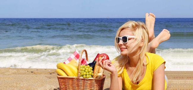 8 dicas simples dieta férias Você pode acompanhar Photo
