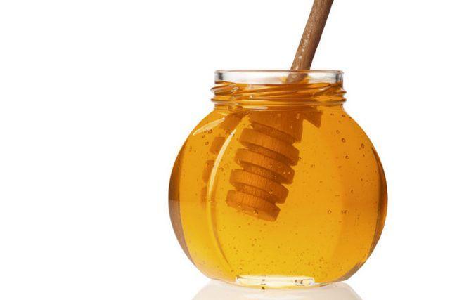 mel para a pele brilhante