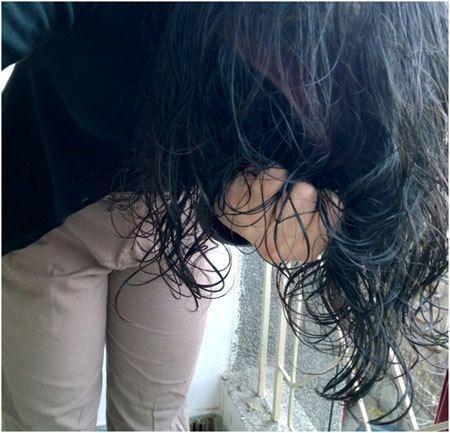 cabelo scrunch dois