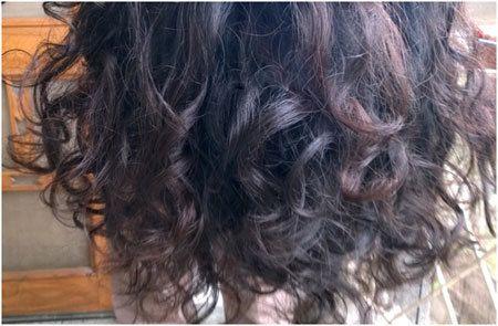 cabelo scrunch quatro