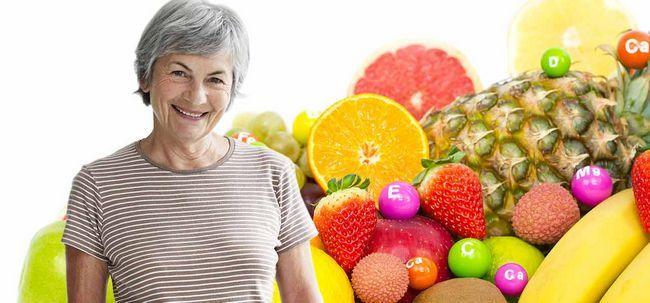 8 vitaminas vitais para mulheres acima de 60 Photo