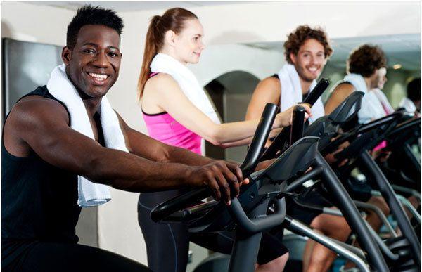 Exercícios cardio