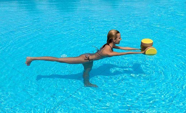 água aeróbica