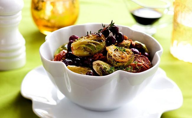Salada Sprout doce