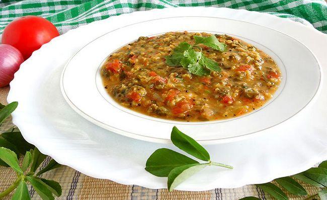 O feno-grego Curry