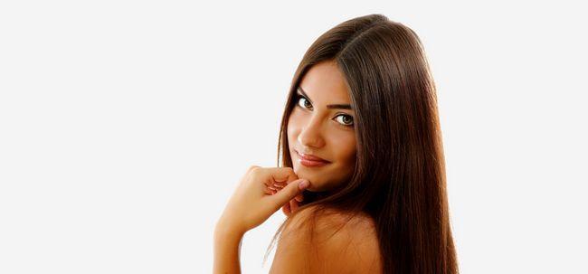 Surpreendentes receitas DIY e vitamina Hacks para o cabelo forte e bonito Photo