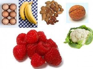 nutrientes para o crescimento do cabelo