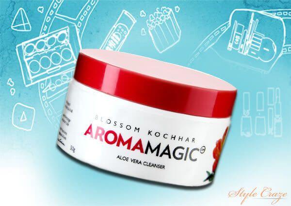 aroma de aloe vera mágica limpador