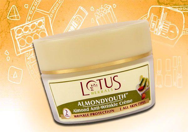 herbals lótus almondyouth