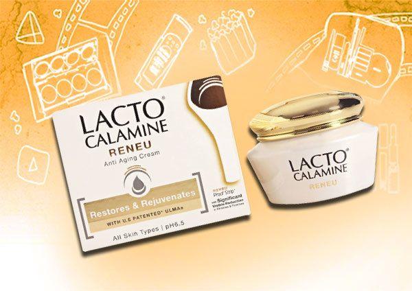 Lacto Calamine Renue Anti Aging Cream