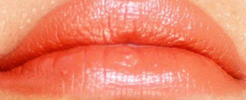 colorbar creme toque amostra taupe lábio