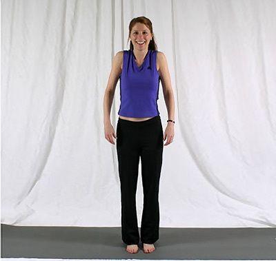 exercício rolo ombro