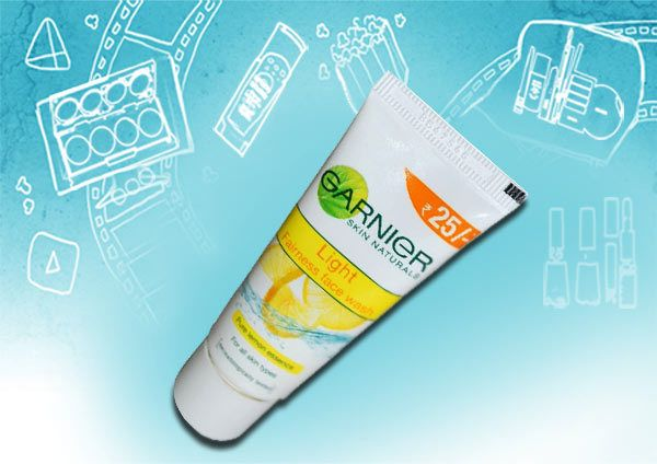 Garnier Luz Fairness Face Wash
