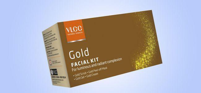 Melhores tratamentos faciais ouro para a pele oleosa - Os nossos Top 5 Escolhas Photo