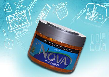 Nova duro Segure Hair Styling Gel - Aloe Vera