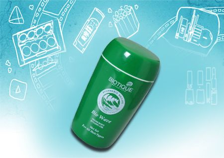 Biotique Bio nova onda Hair Styling Gel