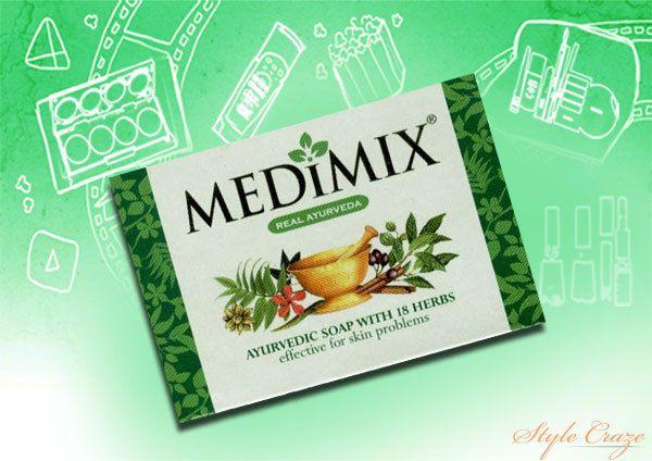 Medimix Ayurvedic Face Wash com ervas