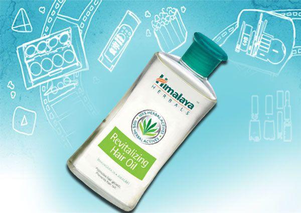 himalaya revitalização óleo de cabelo