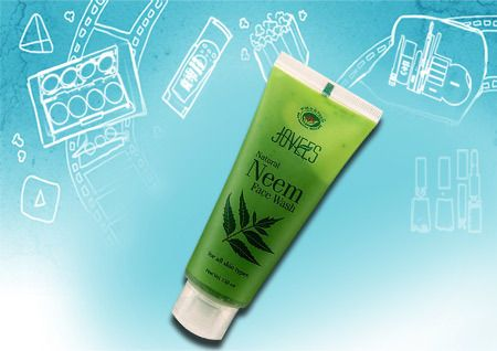 Jovees Neem Face Wash Natural