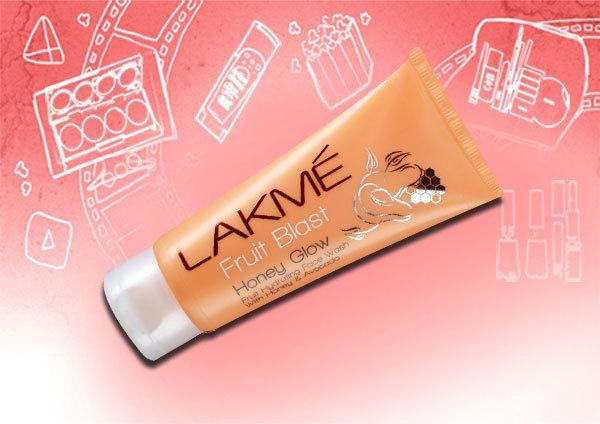 Lakme Fruit Explosão mel Brilho Hidratante facewash com Mel & Avacado