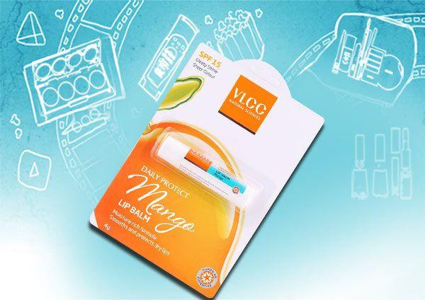 VLCC Ciências Naturais diário Proteja Lip Balm Mango SPF 15
