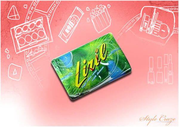 Soap fresco Lime Liril